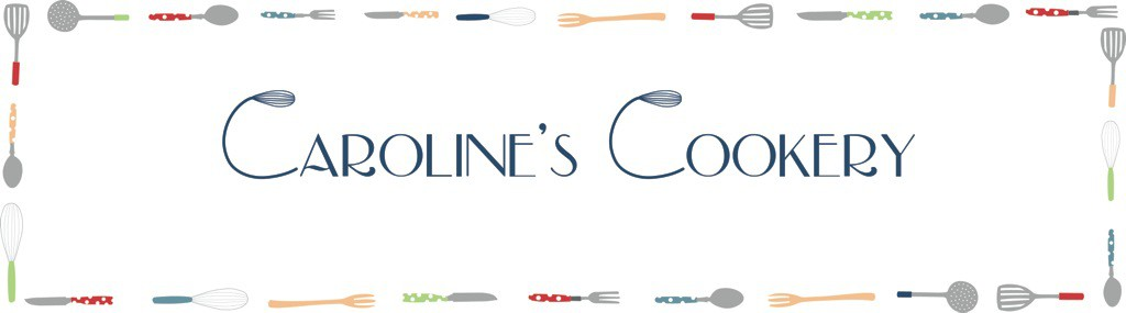 Caroline's Cookery